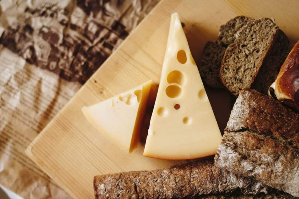 low carb cheese
