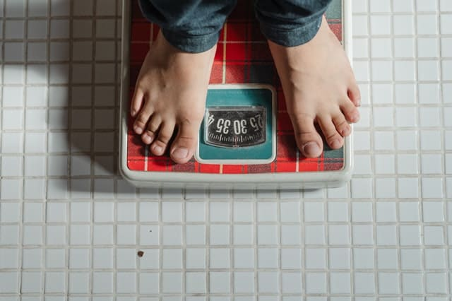 Measure your weight daily